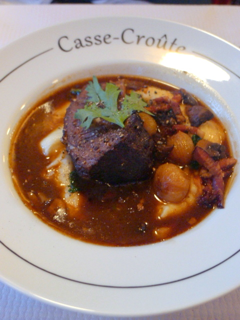 Casse-Croute - London Food Blog - Beef cheek bourguignon