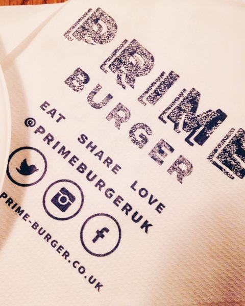 Prime Burger - London Food Blog