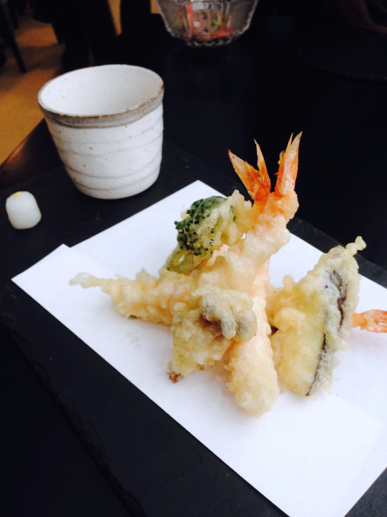 Umu Japanese Restaurant - London Food Blog - Tempura