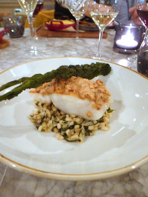Percy and Founders - London Food Blog - Baked cod