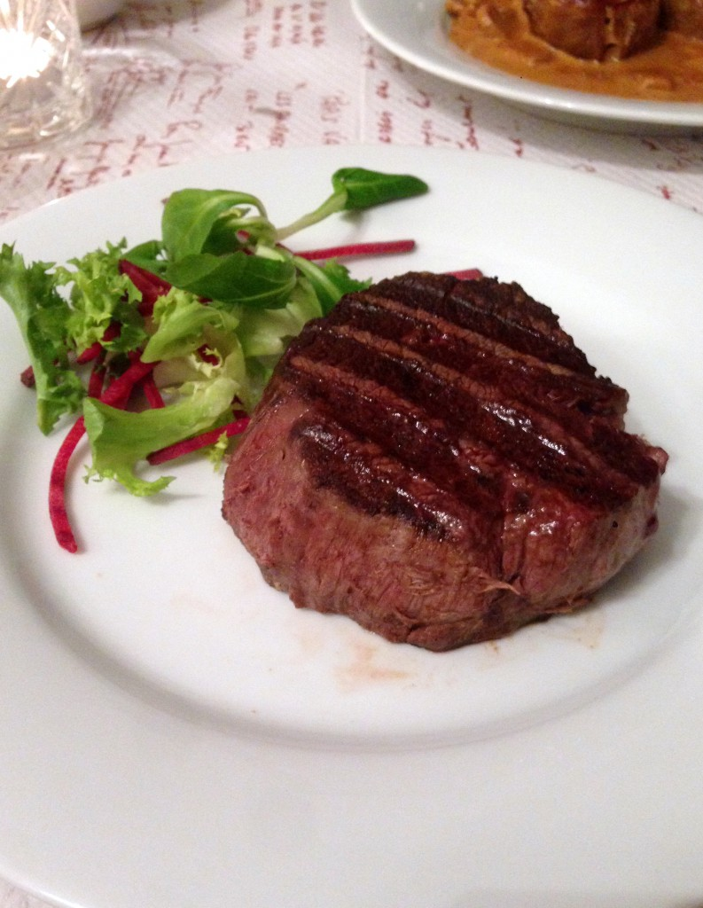 Les Gourmets des Ternes - London Food Blog - La pièce de beouf
