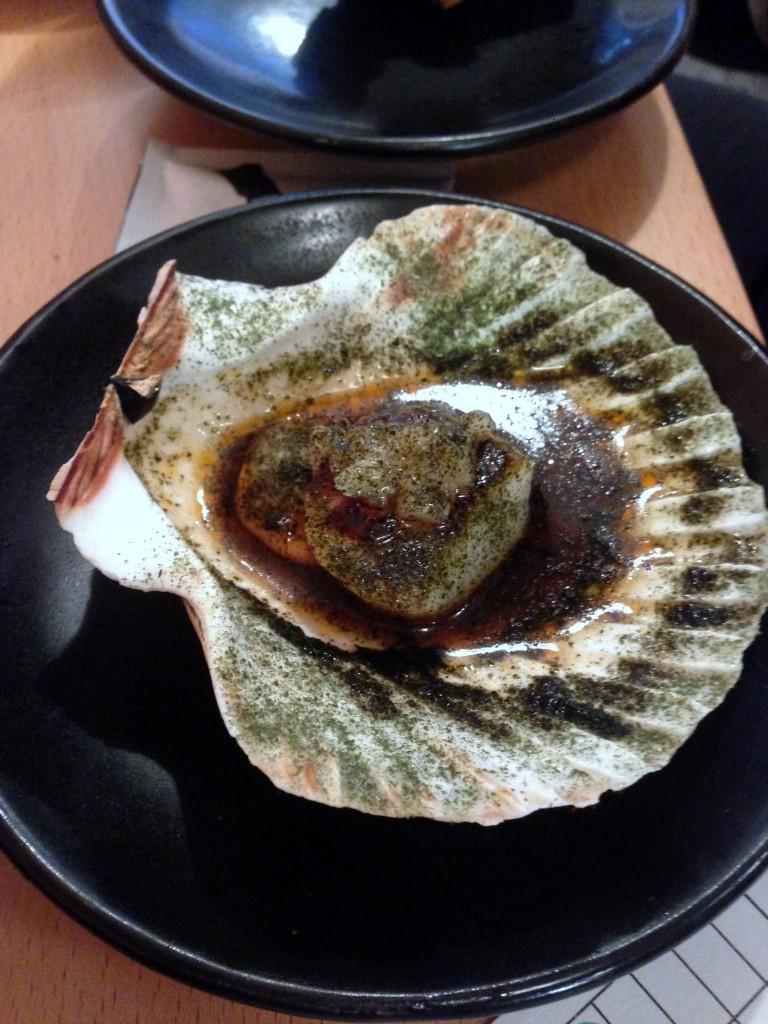 Bao - London Food Blog - Scallop