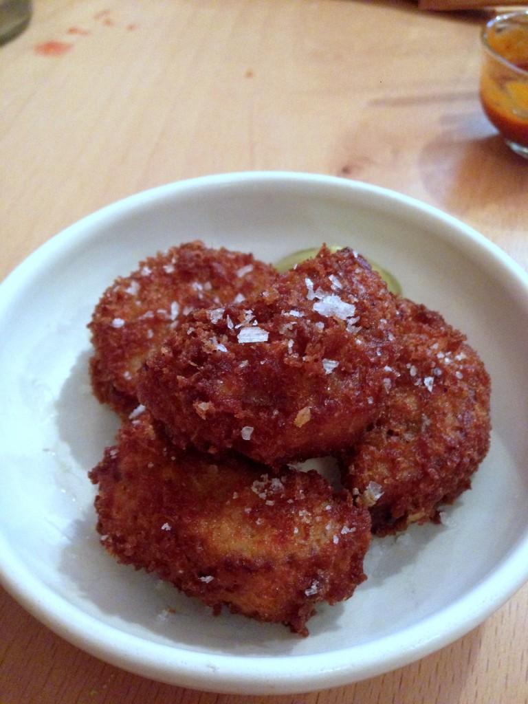 BAO - London Food Blog -  Trotter nuggets