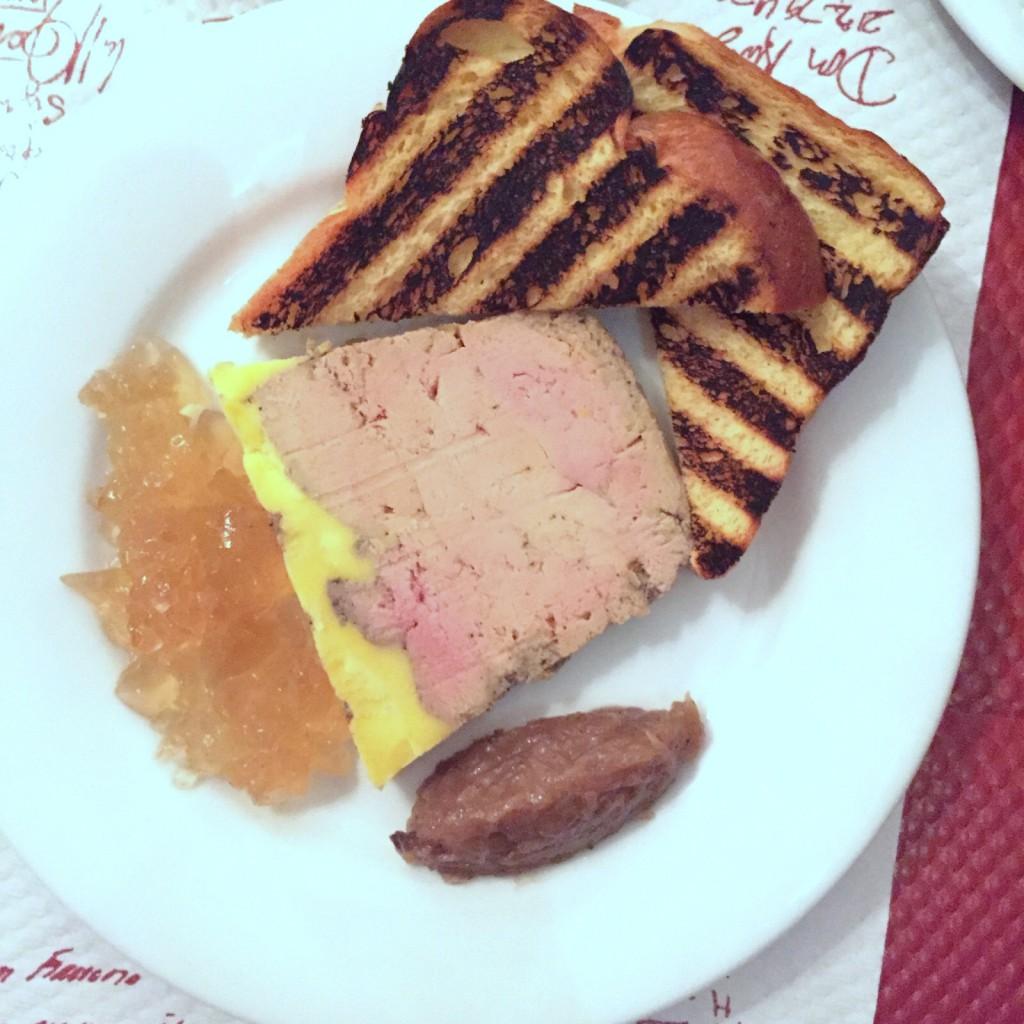 Les Gourmets des Ternes - London Food Blog - Foie gras