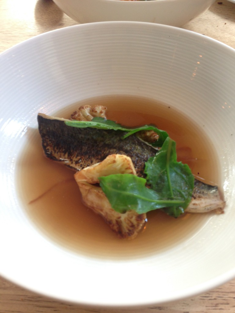 Antidote - London Food Blog - Mackerel