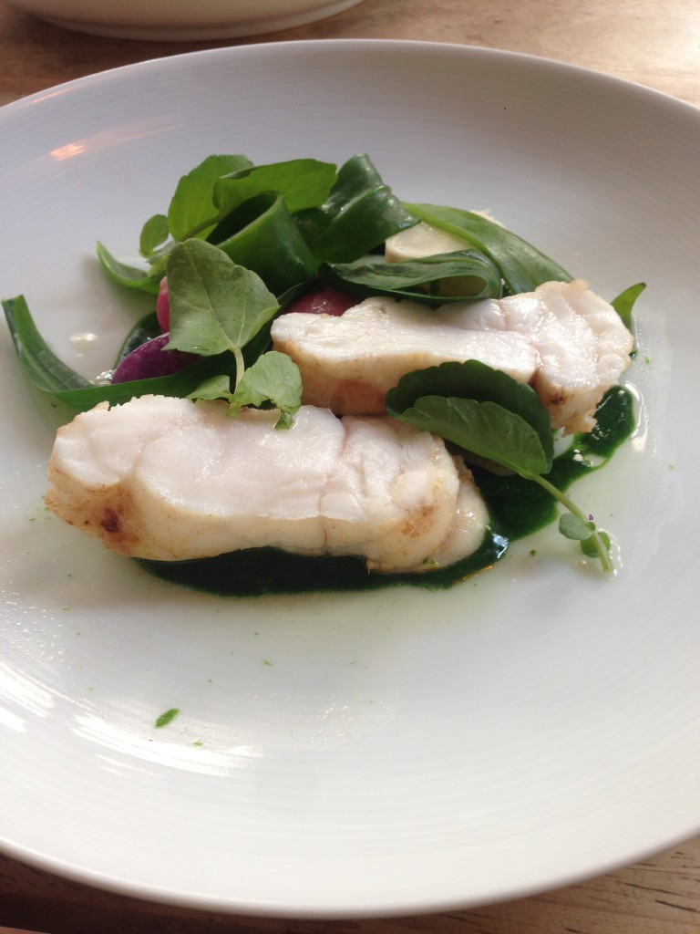 Antidote - London Food Blog - Monkfish