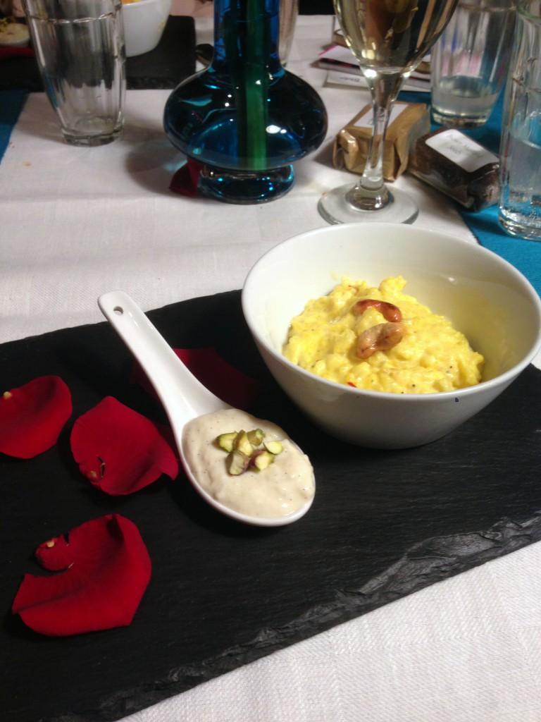 Tilda Curry Supper Club - London Food Blog - Desserts