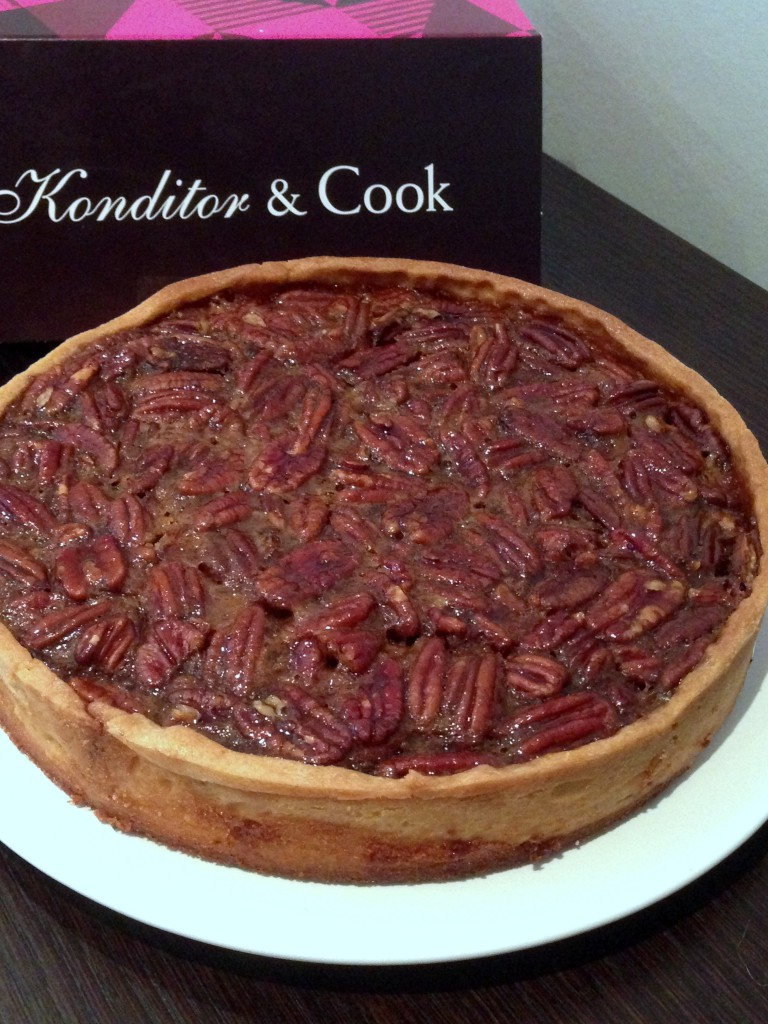 Konditor & Cook - London Food Blog - Pecan pie