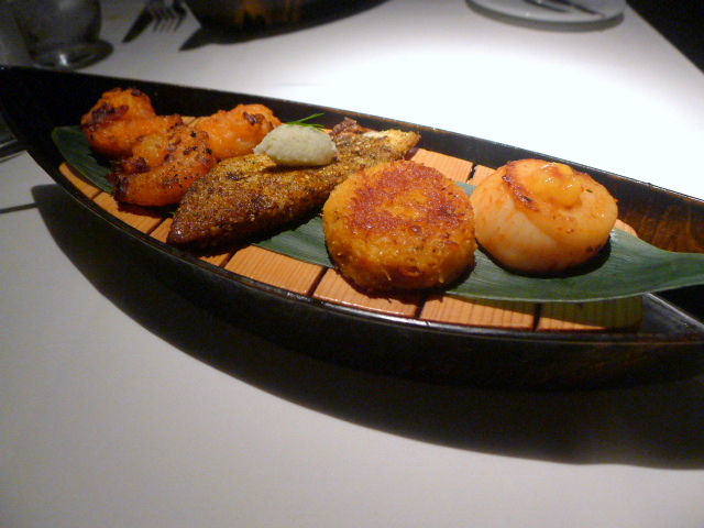 Quilon - London Food Blog - Fisherman's catch