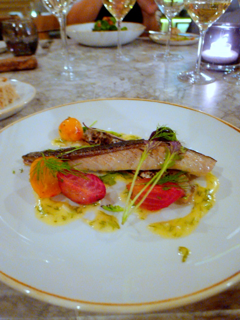 Percy and Founders - London Food Blog - Mackerel