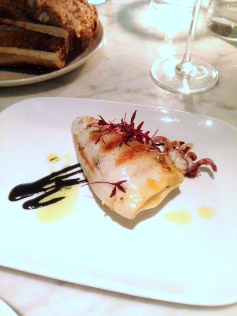Lurra - London Food Blog - Squid