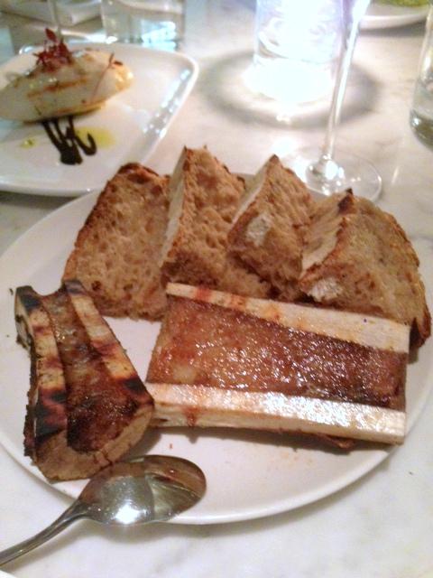 Lurra - London Food Blog -  Sourdough with marrow