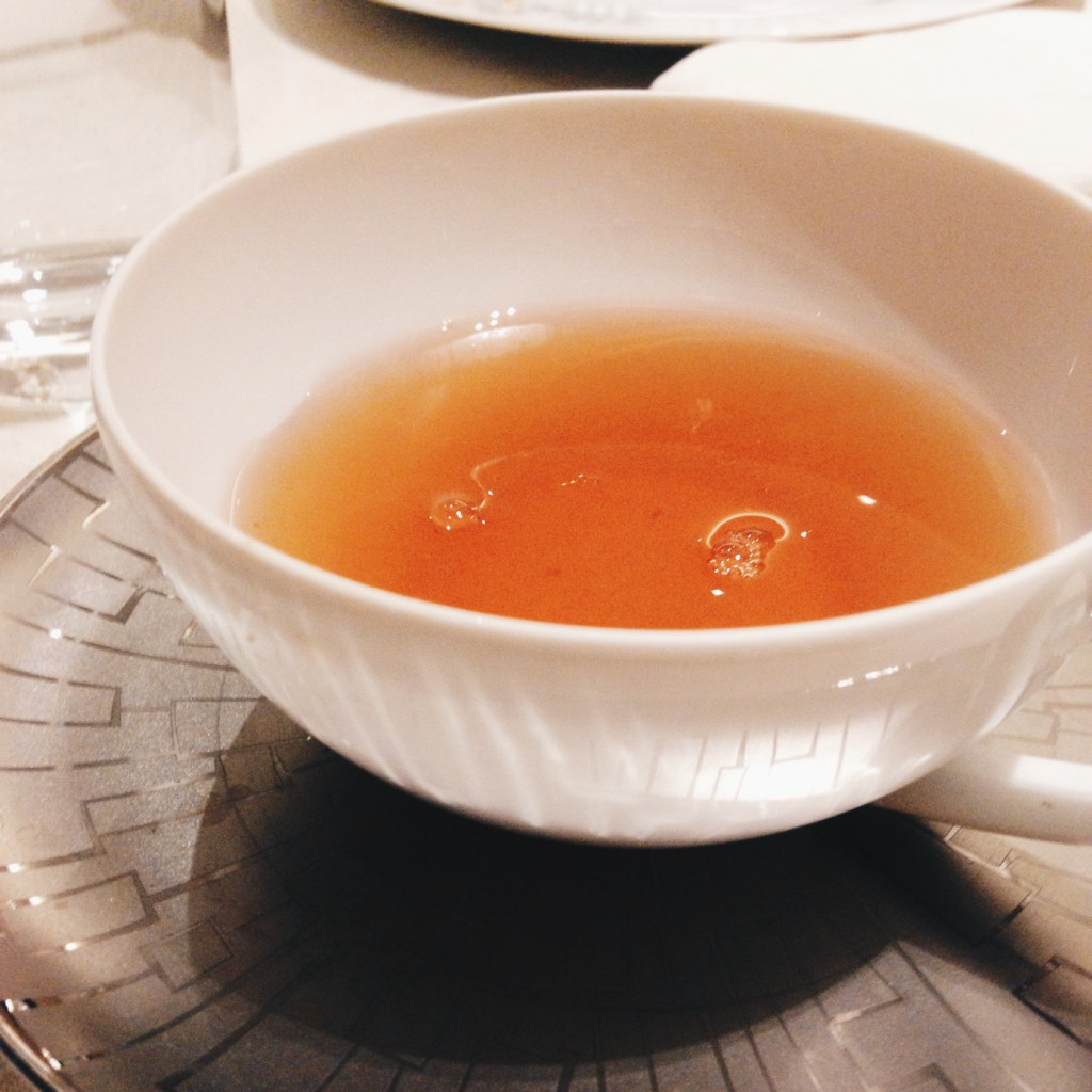 Intercontinental Hotel - London Food Blog - Tea