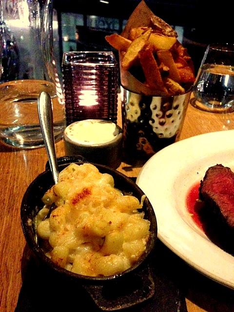 Barbecoa - London Food Blog - Truffled Mac & Cheese