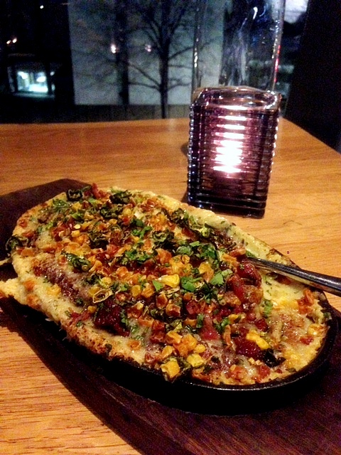 Barbecoa - London Food Blog - Devil's Cornbread