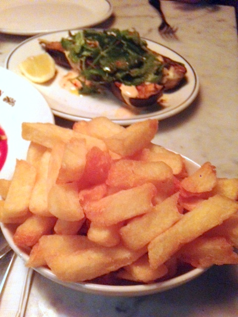 Zelman Meats - London Food Blog - Triple cooked chips