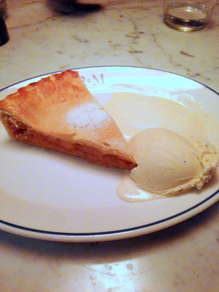 Zelman Meats - London Food Blog - Apple pie