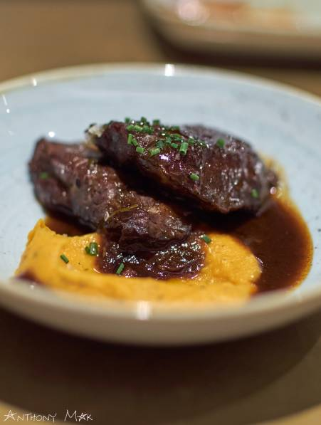 Jose Pizarro Broadgate - London Food Blog - Pork cheeks