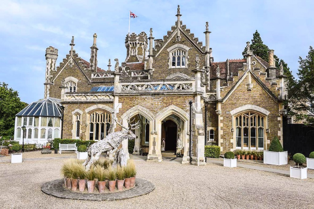Oakley Court - London Food Blog