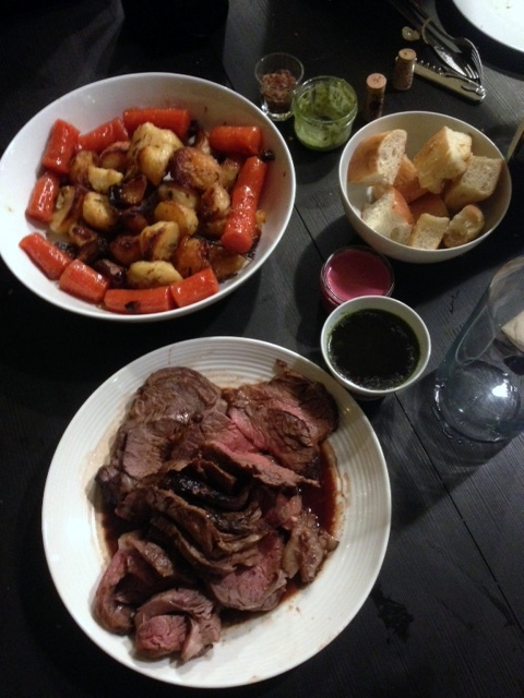 Ferdies Food Lab - London Food Blog - Ribeye