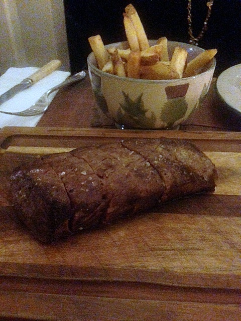 Mac and Wild - London Food Blog - Venison chateaubriand