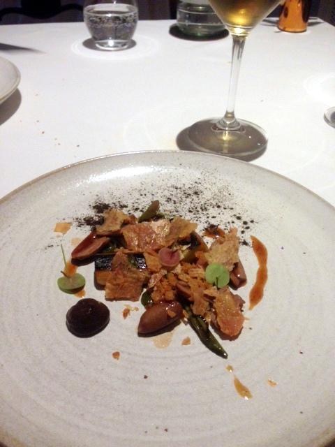 Oakley Court - London Food Blog - Chicken bits & bobs