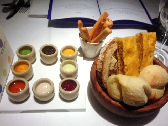 Rivea London - London Food Blog - Bread Selection
