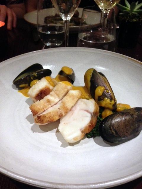 London House - London Food Blog - Monkfish