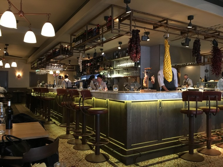 Morada Brindisa Asador - London Food Blog
