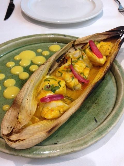 Tiradito - London Food Blog - Ceviche a la Brasa