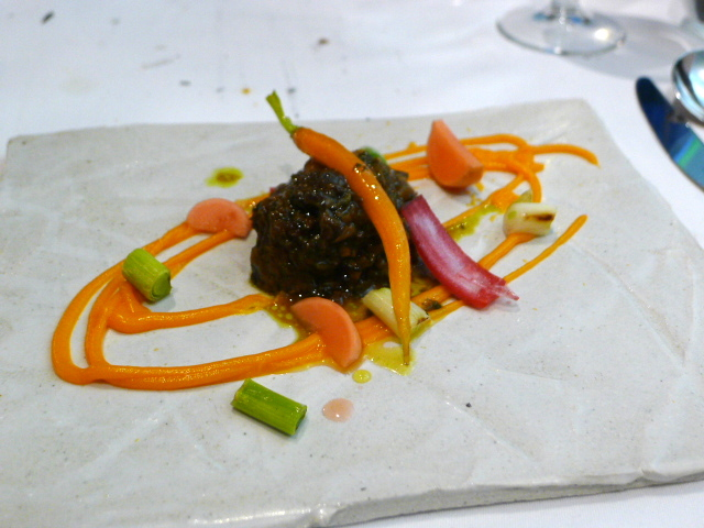 Tiradito - London Food Blog - Osso bucco