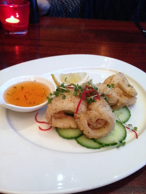 The Meat Co - London Food Blog - Calamari