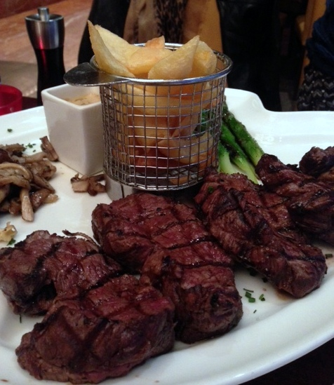 The Meat Co - London Food Blog - Chateaubriand