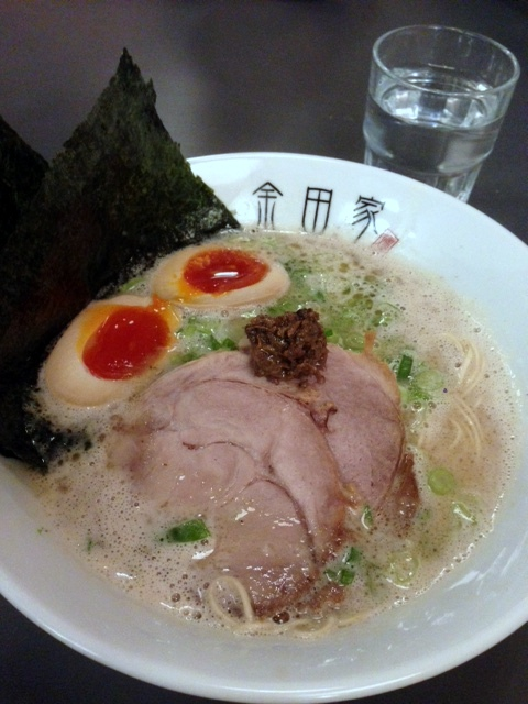 Kanada-Ya - London Food Blog - Truffle ramen