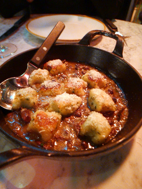 The Ninth - London Food Blog - Gnocchi