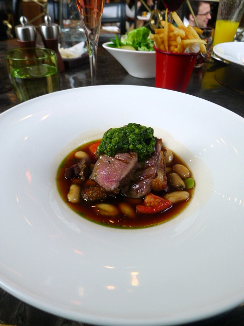 The Balcon - London Food Blog - The lamb