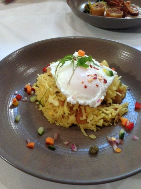 Cinnamon Club - London Food Blog - Kedgeree