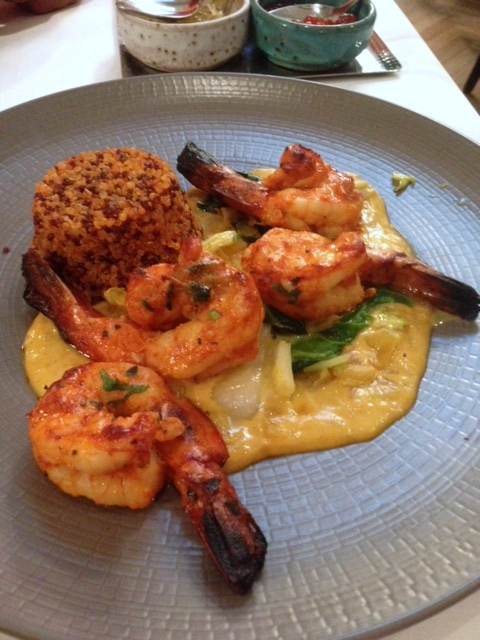 Cinnamon Club - London Food Blog - King prawns