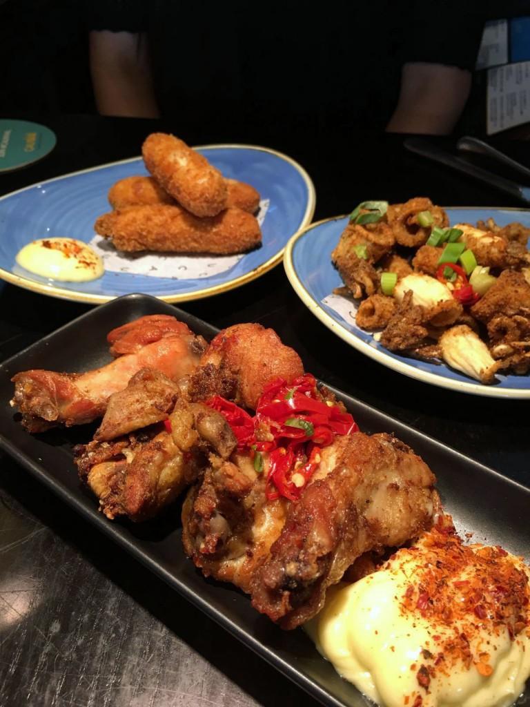 Cau St Katharine Docks - London Food Blog - Chicken
