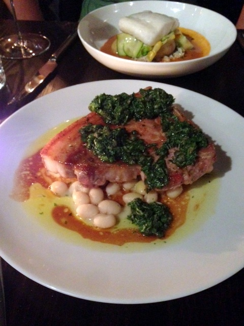 Noble Rot - London Food Blog - Pork chop