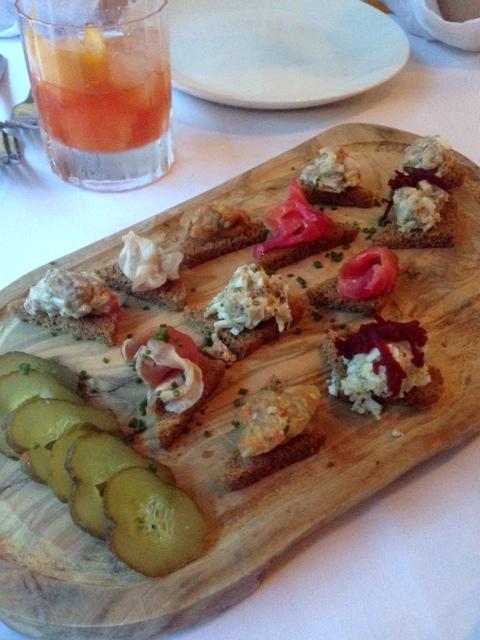 Zima - London Food Blog - Zima Platter