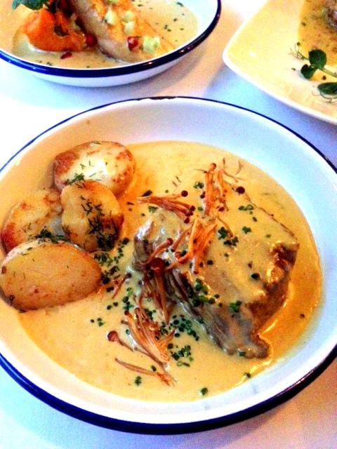 Zima - London Food Blog - Beef stroganoff