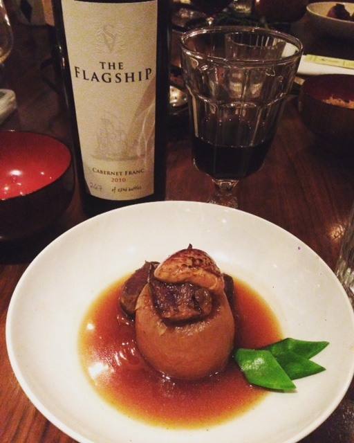 Visit Stellenbosch & TheLondonFoodie - London Food Blog - Pork cheeks