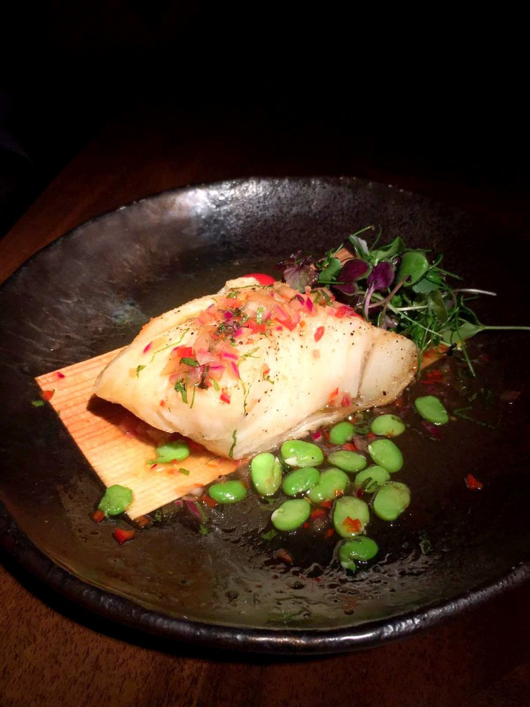 Koji - London Food Blog - Chilean sea bass