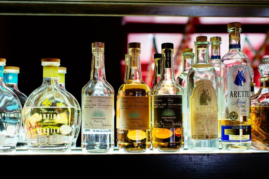 Mestizo - London Food Blog - Tequila Bar