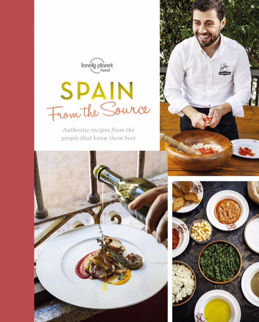 Lonely Planet - From the Source Spain
