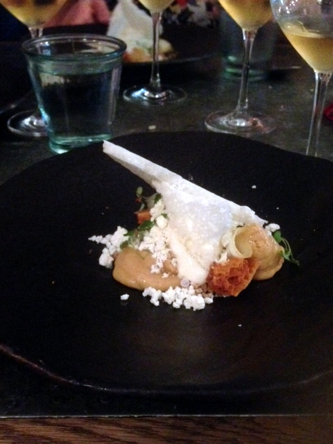 The Frog - London Food Blog - Burnt honey & parmesan