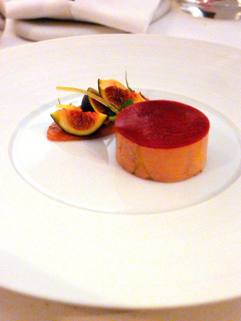Helene Darroze - London Food Blog - Foie gras