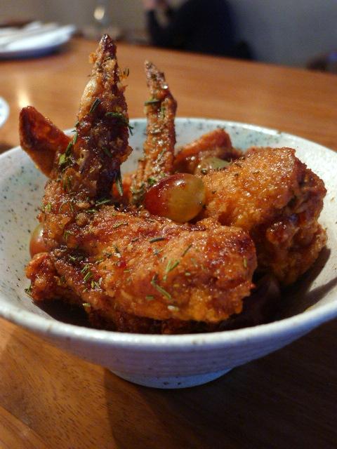 Bo Drake - London Food Blog - Korean fried chicken