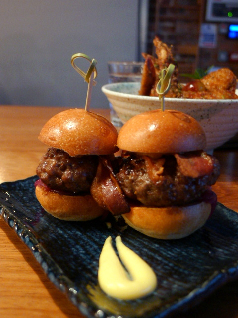 Bo Drake - London Food Blog - Bugolgi beef sliders